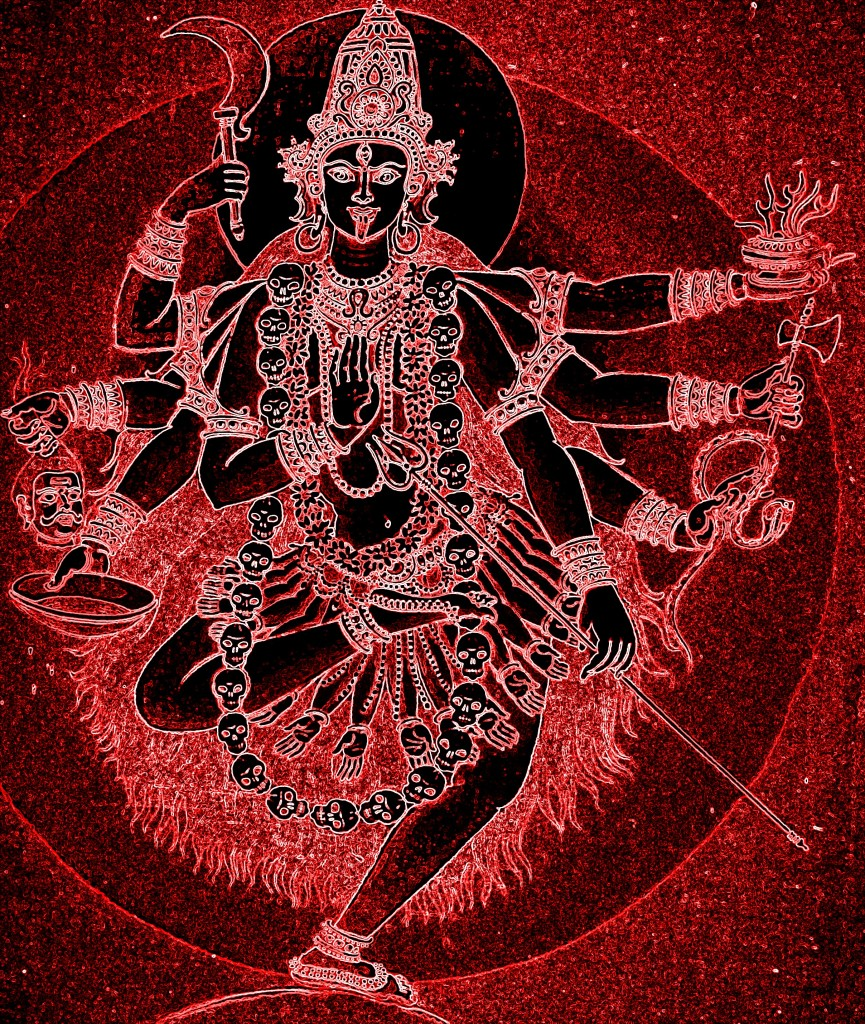 Kali Goddess of Transformation